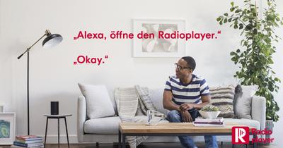Radio Hören Mit Alexa